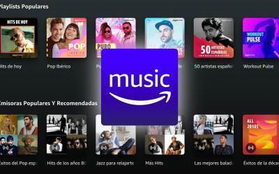 Amazon Music y Spotify