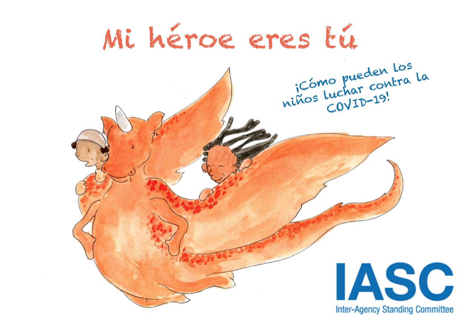 Unicef- Mi Héroe eres tú