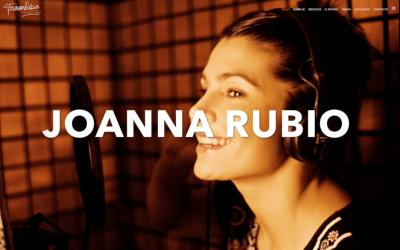 Reel 2021 Joanna Rubio Locutora de Publicidad con Estudio Propio